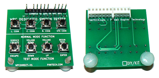 Wpc Test wpc dedicated switch tester pinitech